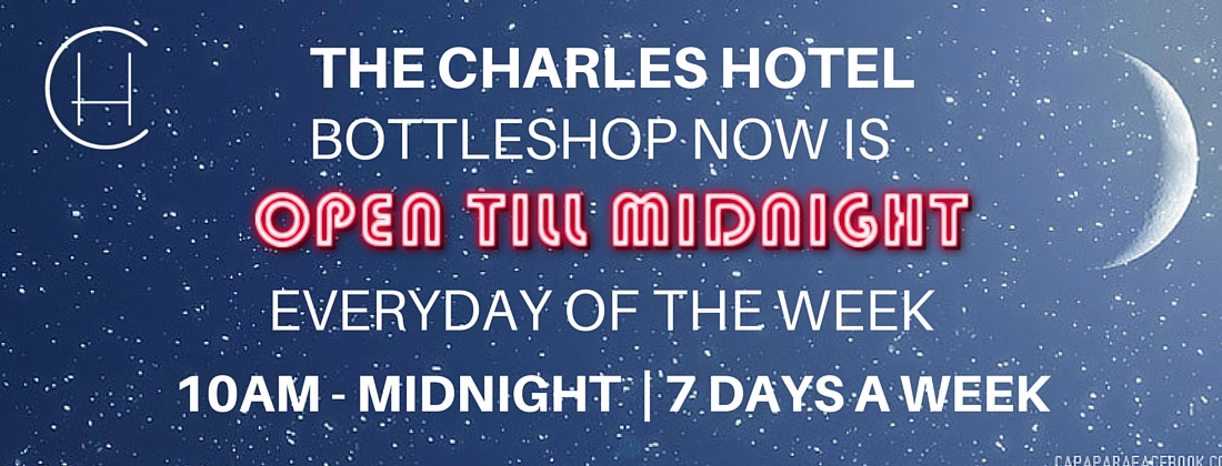 The Charles Hotel - Bottle Shop