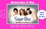 SUGARBLUE BURLESQUE