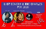 COMEDY AT THE CHARLES
