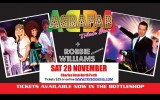 ABBAFAB and ROBBIE WILLIAMS Tribute