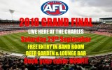AFL GRAND FINAL AT THE CHARLES!