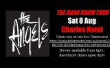 CANCELLED! - The Angels - The Dark Room Tour