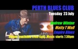 PERTH BLUES CLUB